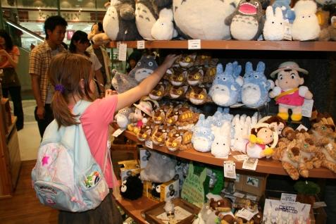 Ghibli shop 2